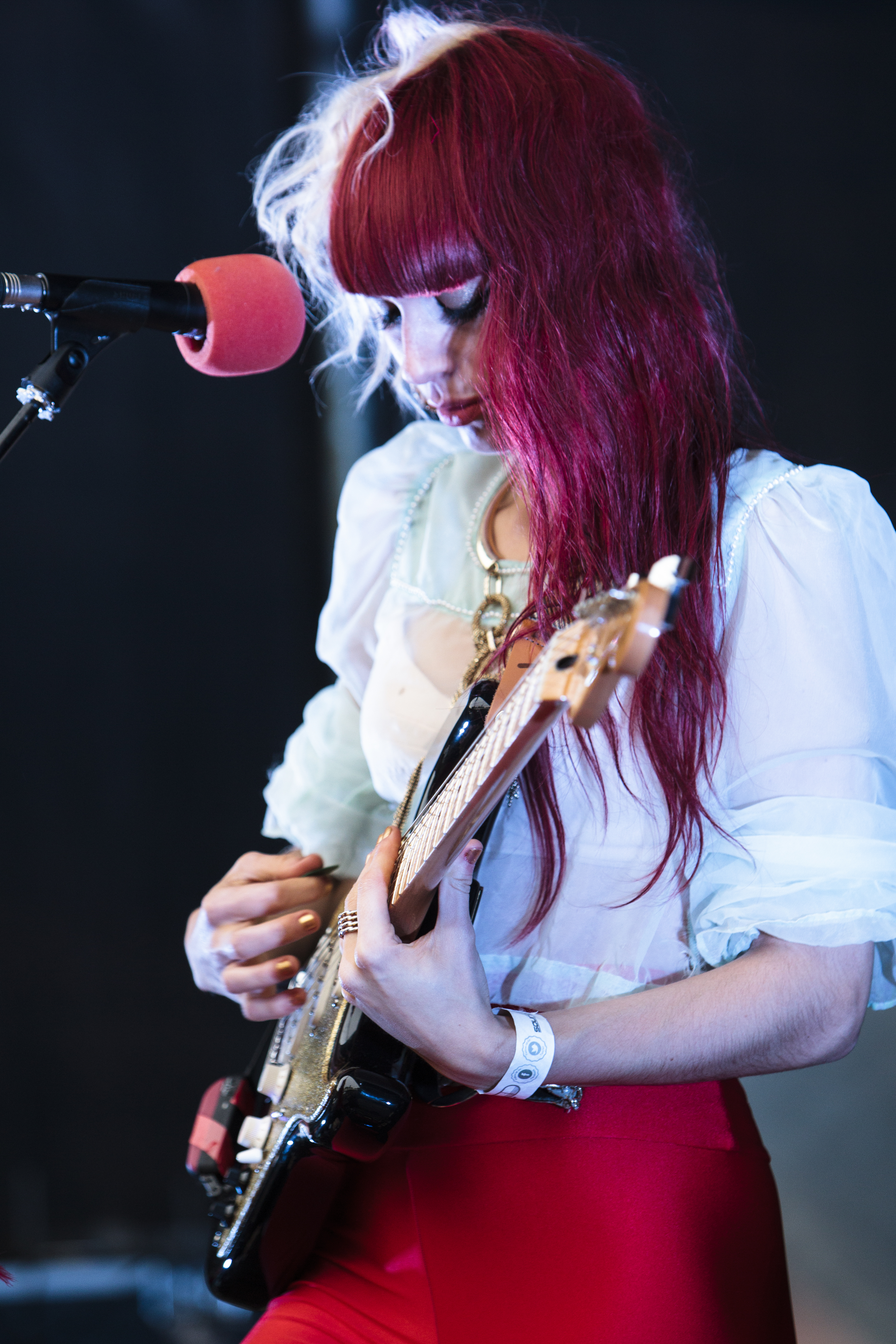 Jessie Rose Trip live at Beached 2012