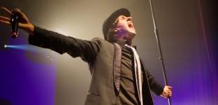 Maximo Park live at HMV Ritz, Manchester, 2012-11-06